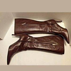 BRUNO MAGLI  Handmade In Italy Retro boots